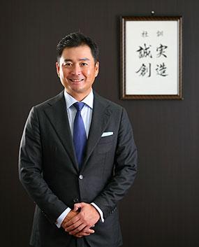 株式会社タマディック 代表取締役社長 森實 敏彦